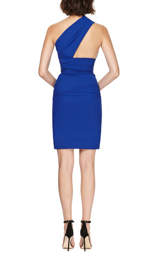 Plaza Satin Dress by PREEN BY THORNTON BREGAZZI Now Available on Moda Operandi