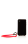 Watermelon I Phone Case With Bracelet by SFK Now Available on Moda Operandi