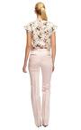Duchesse Satin Pants by ROCHAS Now Available on Moda Operandi