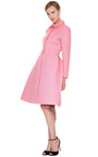 Knit Mesh Coat With Collar by SIMONE ROCHA Now Available on Moda Operandi