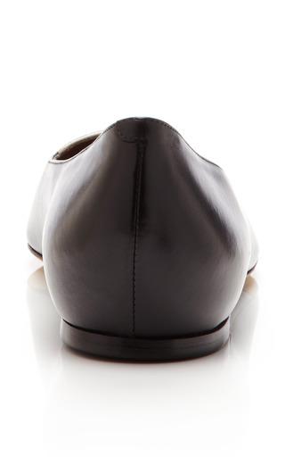 Alexa Two Tone Leather Flats by TABITHA SIMMONS Now Available on Moda Operandi