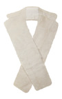 Long Goat Fur Scarf by THAKOON Now Available on Moda Operandi