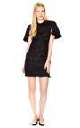 Tweed Short Sleeve Dress by ELLERY Now Available on Moda Operandi