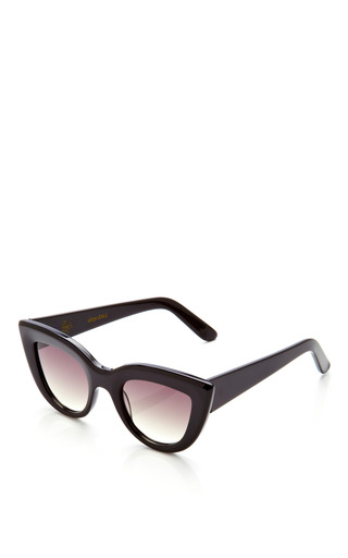 Cat Eye Sunglasses by ELLERY Now Available on Moda Operandi