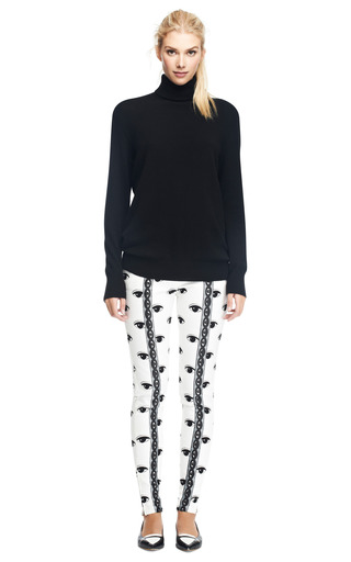 Printed Denim Jeans by KENZO Now Available on Moda Operandi