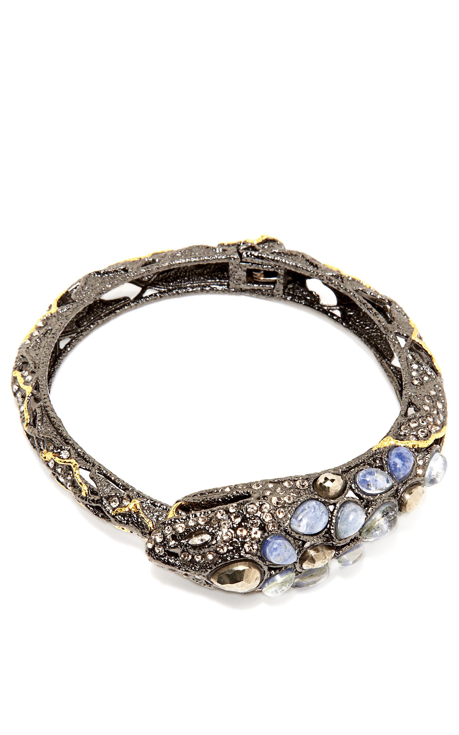 Jardin de papillon hinge bracelet by alexis bittar moda for Alexis bittar jardin de papillon
