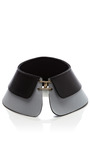 Leather Collar by MARNI Now Available on Moda Operandi