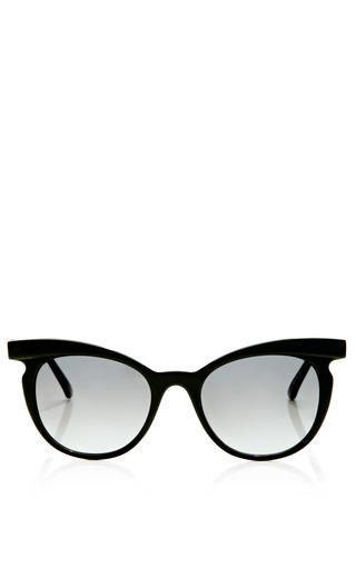Medium marni green cat eye sunglasses