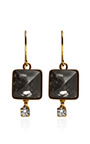 Stone Drop Earrings by MARNI Now Available on Moda Operandi