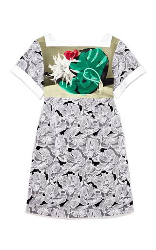 Medium peter pilotto khaki tabitha dress