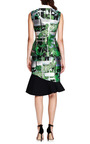 Ikebana Printed Jacquard Vest by PETER PILOTTO Now Available on Moda Operandi