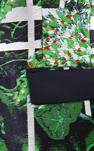 Ikebana Printed Jacquard Vest by PETER PILOTTO Now Available on Moda Operandi