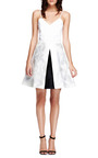 Grace Floral Jacquard A Line Skirt by PETER PILOTTO Now Available on Moda Operandi