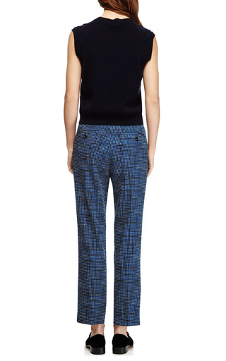 Printed Wool Pants by MARC JACOBS Now Available on Moda Operandi
