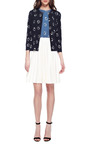 Daisy Print Wool Cardigan by MARC JACOBS Now Available on Moda Operandi