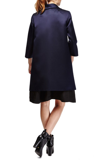Satin Twill Opera Coat by MARC JACOBS Now Available on Moda Operandi