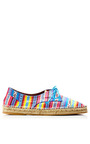 Dolly Printed Silk Espadrilles by TABITHA SIMMONS Now Available on Moda Operandi