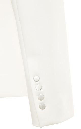 Jlender Stretch Crepe Blazer by THEYSKENS' THEORY Now Available on Moda Operandi