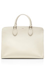 Nina Leather Tote by ROCHAS Now Available on Moda Operandi