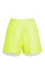 Fluorescent Tweed Shorts by GIAMBATTISTA VALLI Now Available on Moda Operandi