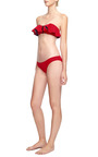 Lauren Flounce Bikini by LISA MARIE FERNANDEZ Now Available on Moda Operandi