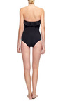 Leigh Flounce Swimsuit by LISA MARIE FERNANDEZ Now Available on Moda Operandi
