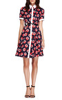 Floral Print Cotton Shirtdress by PRABAL GURUNG Now Available on Moda Operandi