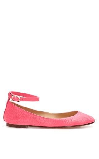 Medium valentino pink lolita ballerina
