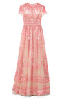 Embellished Tulle Gown by VALENTINO Now Available on Moda Operandi