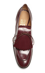 Redo Leather Brogues by SALVATORE FERRAGAMO Now Available on Moda Operandi