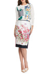 Floral Print Silk Cardigan by NINA RICCI Now Available on Moda Operandi