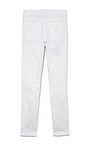 Le Color Crop Skinny Jeans In White by FRAME DENIM Now Available on Moda Operandi