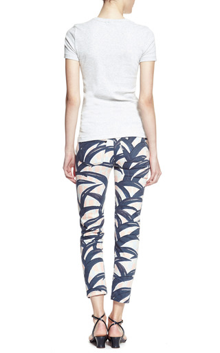 Essential Short Sleeve Cotton Tee by PETIT BATEAU Now Available on Moda Operandi