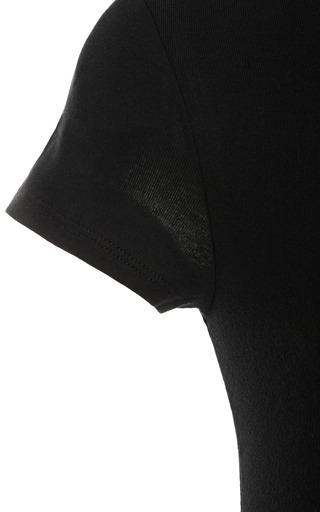 Essential Crew Neck Cotton Tee by PETIT BATEAU Now Available on Moda Operandi