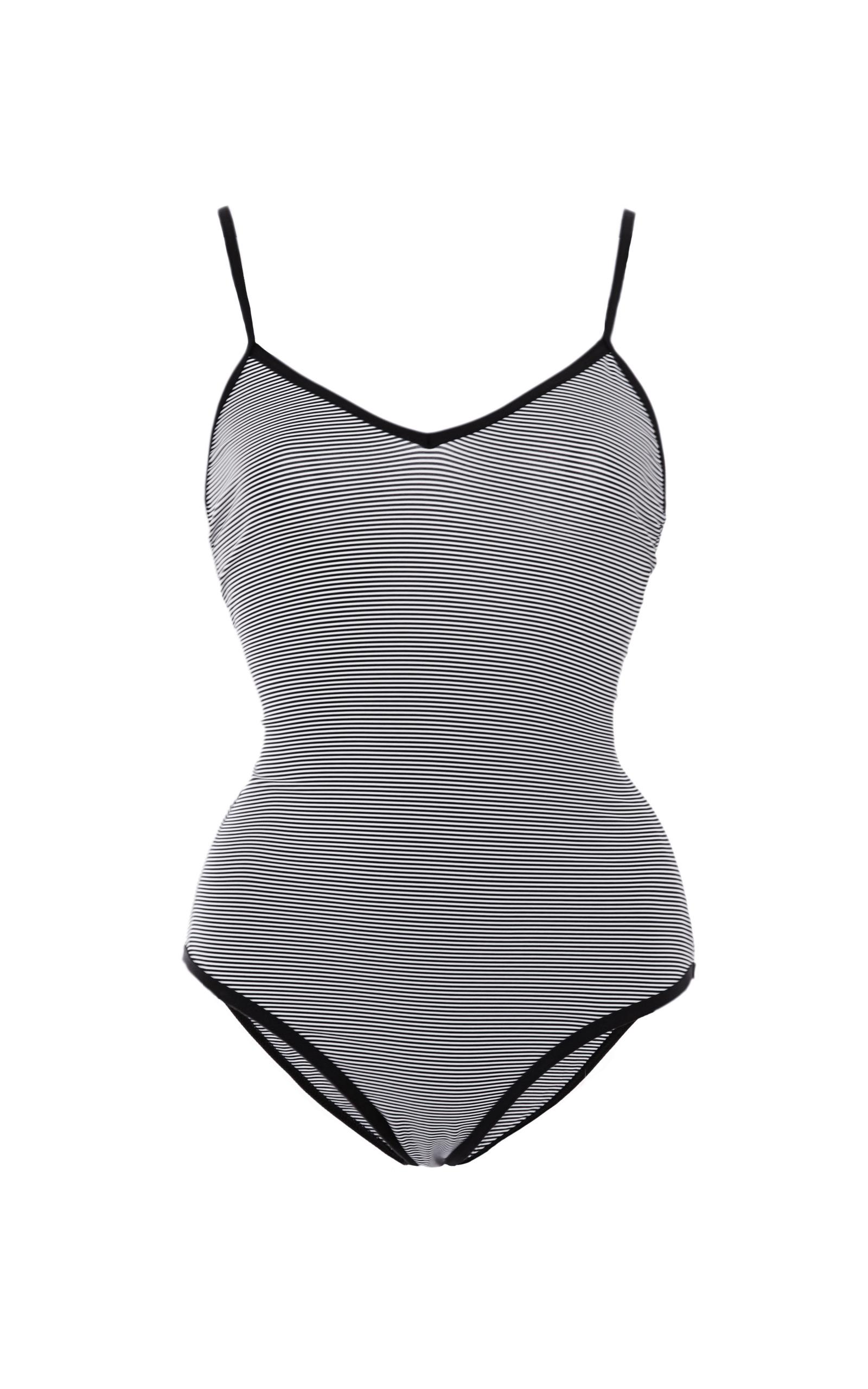 6ff7f4ee59 Stripe One-Piece Bathing Suit by Petit Bateau