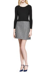 Tweed A Line Skirt by CARVEN Now Available on Moda Operandi