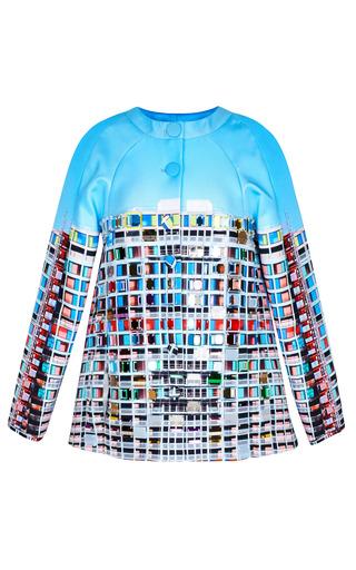 Medium mary katrantzou erno mini embellished blush jacket