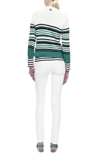 Erevan Waxed Skinny Jeans by JOSEPH Now Available on Moda Operandi