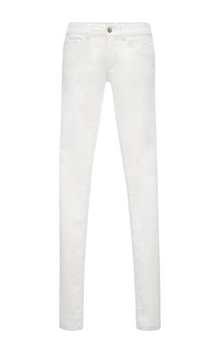 Medium joseph white erevan waxed skinny jeans 2