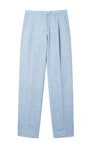 Medium msgm blue denim trousers