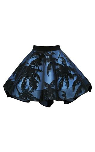 Medium fausto puglisi blue crinoline skirt