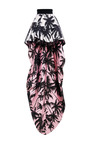Contrast Lined Tail Skirt by FAUSTO PUGLISI for Preorder on Moda Operandi