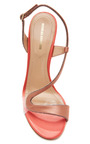 Satin And Pvc Sandals by NICHOLAS KIRKWOOD Now Available on Moda Operandi