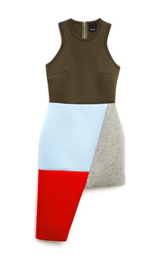 Medium josh goot red super future basic sport tank dress