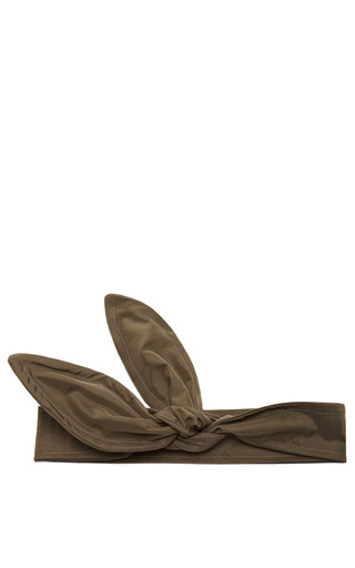 Leaf Style Headband by FEDERICA MORETTI Now Available on Moda Operandi