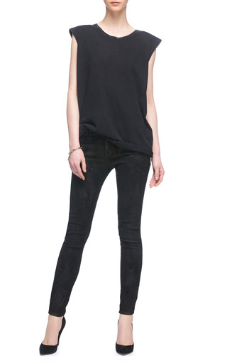 M'o Exclusive: Vintage Cotton Top by EACH X OTHER Now Available on Moda Operandi