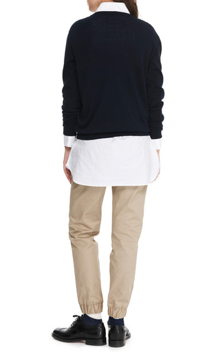 Cotton Patch Top by MSGM Now Available on Moda Operandi
