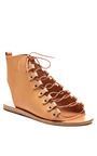 Lace Up Leather Gladiator Sandals by ANCIENT GREEK SANDALS Now Available on Moda Operandi