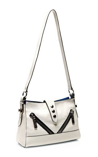 Kalifornia Large Leather Satchel by KENZO Now Available on Moda Operandi