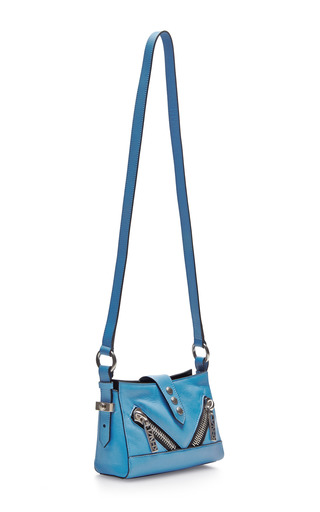Small Kalifornia Leather Shoulder Bag by KENZO Now Available on Moda Operandi